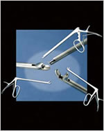 Steel surgical tools